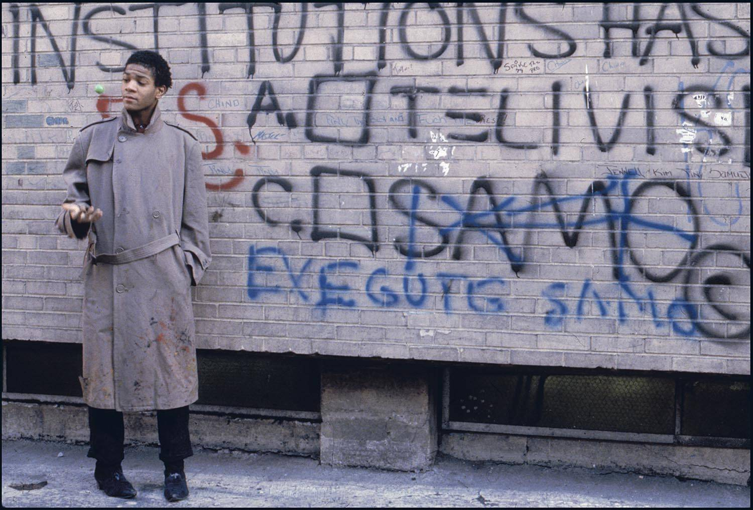 City-As-School: Basquiat op straat